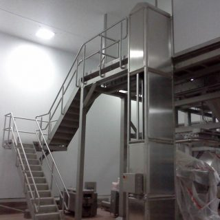 Stainless Steel Platforms