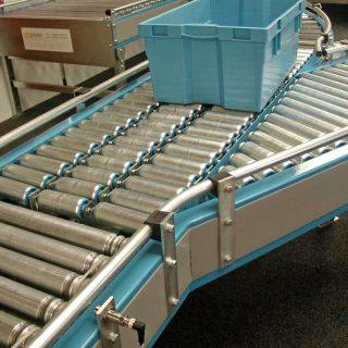Tote Handling Conveyor