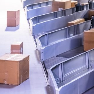 Warehouse and Logistics Conveyor Systems