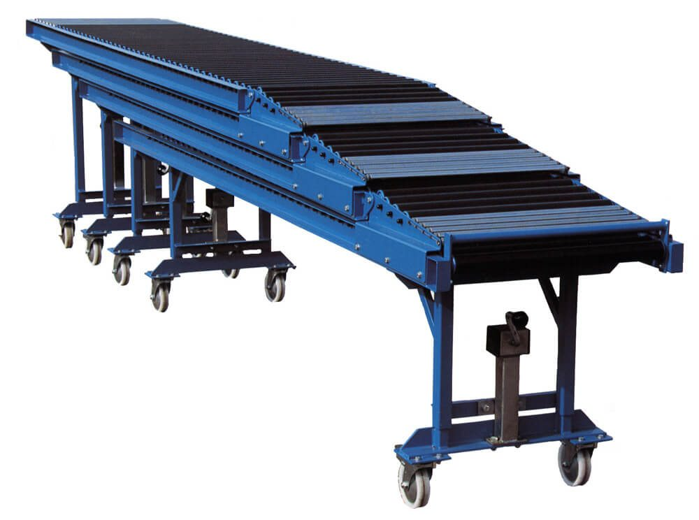 Gravity Roller Conveyors Gallery - L.A.C. Conveyors ...
