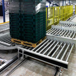 Pallet Handling Conveyor