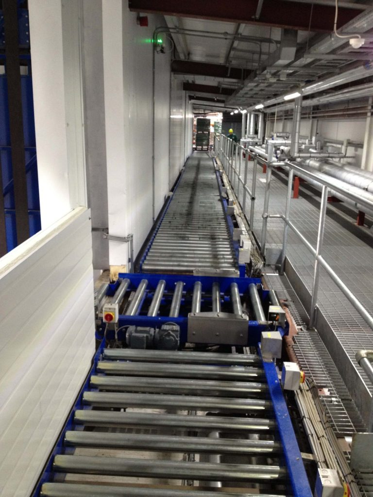 Pallet Handling Gallery L A C Conveyors Amp Automation
