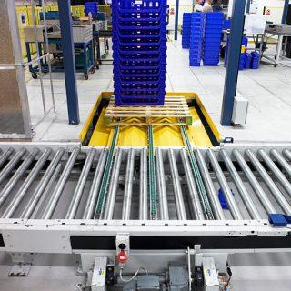 Pallet Handling Conveyors