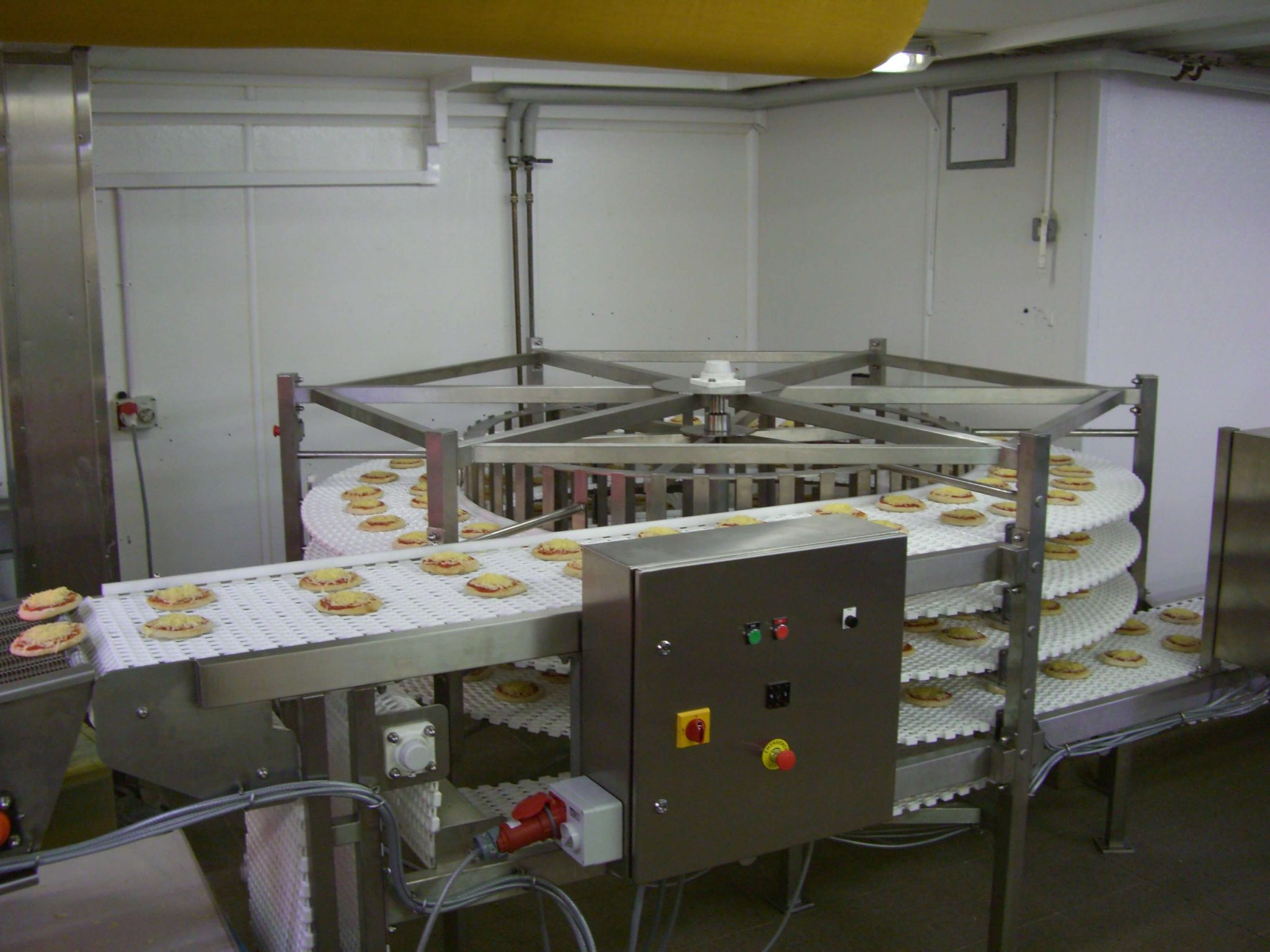 Spirals Gallery L A C Conveyors Amp Automation