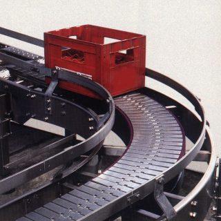 Slat & Mesh Conveyors