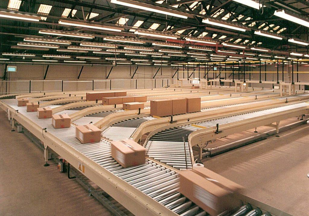 Logistics conveyor