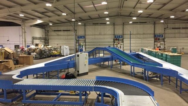 hermes conveyor belt