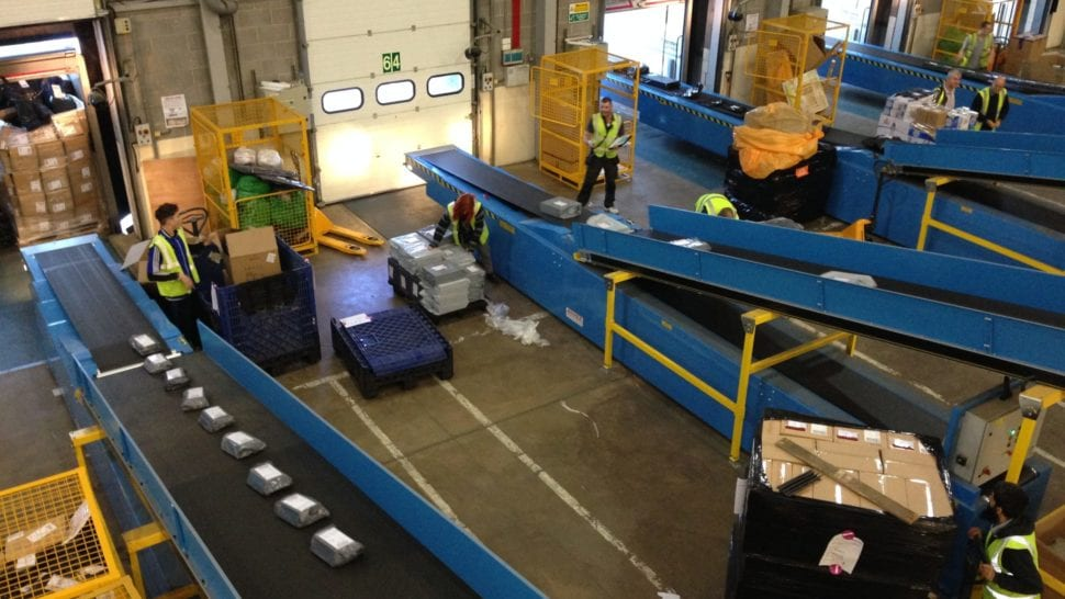 Conveyor System Solution