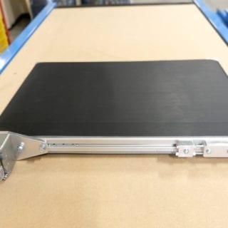 Lightweight Aluminum Frame Belt Conveyor