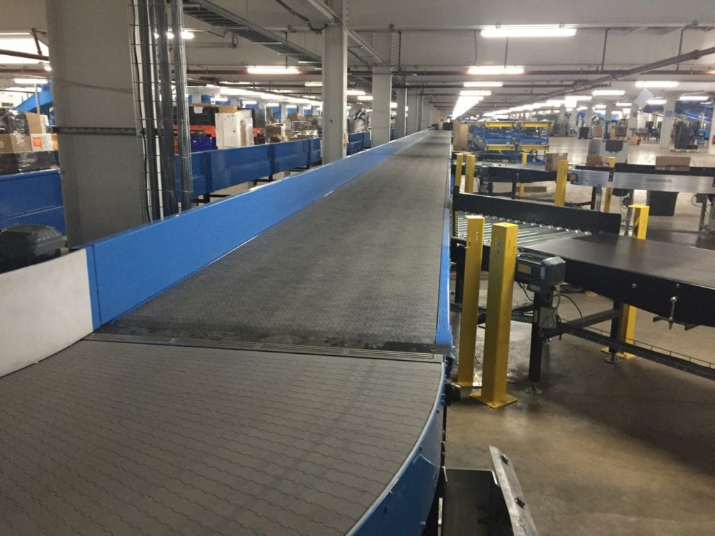 what is a conveyor belt?