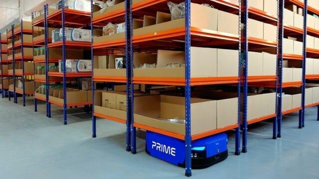 Robotic Warehouse Automation