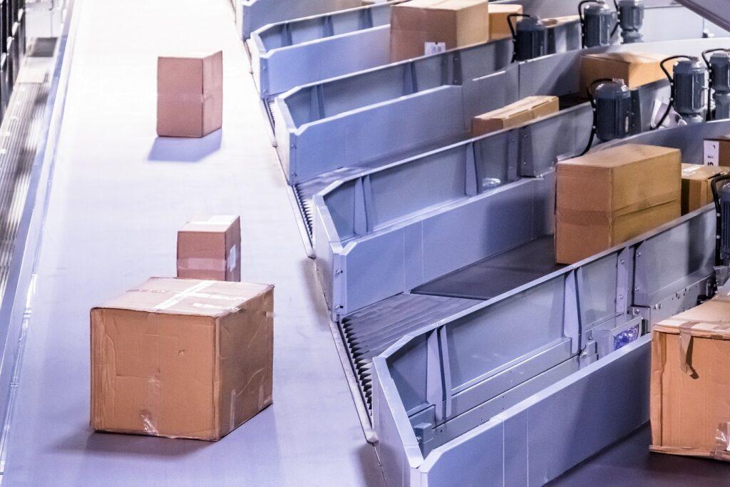 Parcel Handling Conveyors