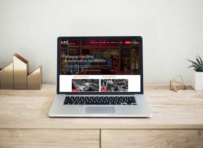 LAC New Website