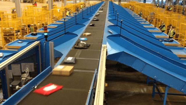 Conveyor and Sortation System